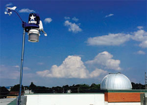 American Public University System Partners with WeatherSTEM to Bring High-Tech Meteorology System to Jefferson County WV Students