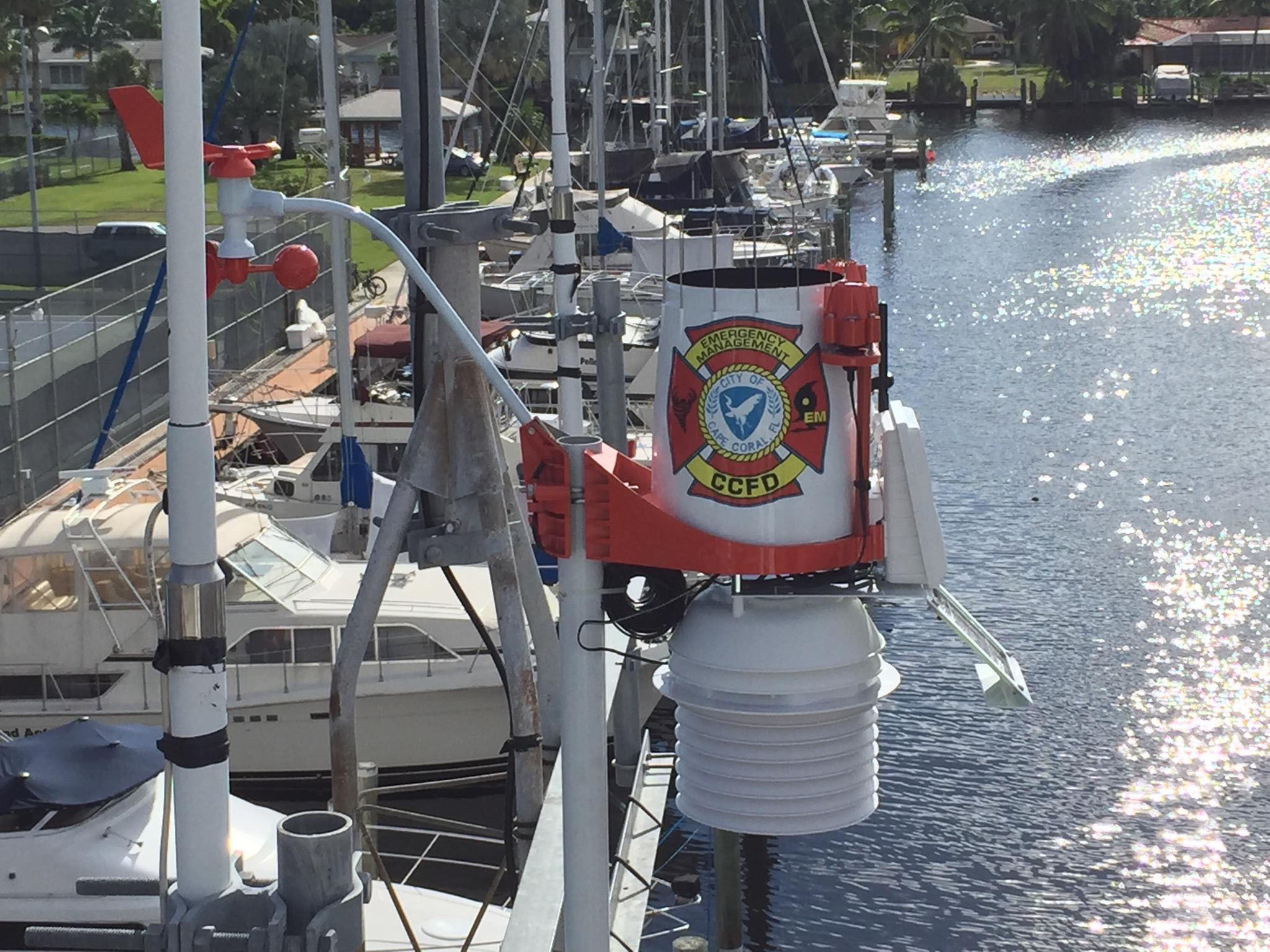 New weather station aids Cape Coral Emergency Management