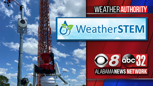 Alabama News Network Adds WeatherSTEM Technology and Curriculum