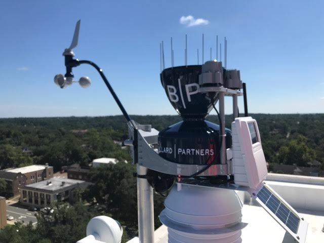 Ballard Partners WeatherSTEM casting watchful eye on Tallahassee storms … of all types