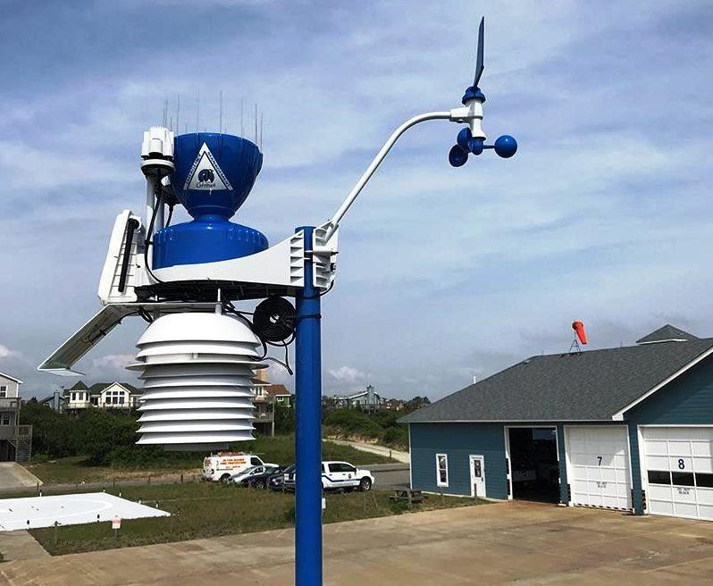New WeatherSTEM station added in Carova