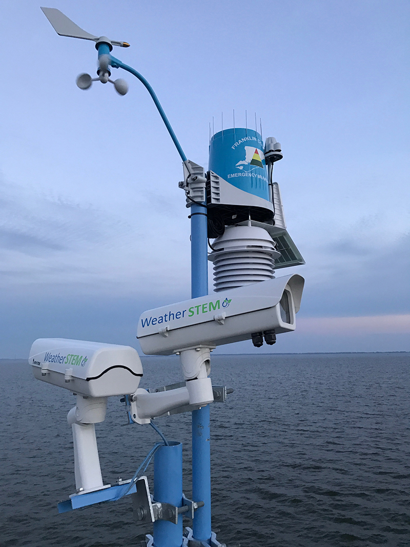 County keen on WeatherSTEM