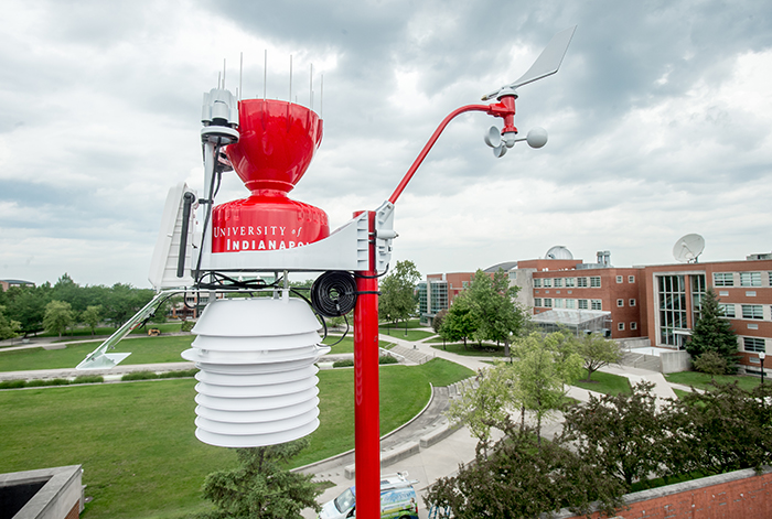 FIRST WEATHERSTEM UNIT IN INDIANA INSTALLED AT UINDY